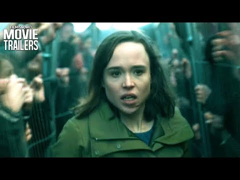 The Cured | Official Trailer - Ellen Page Zombie Outbreak Movie