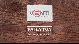 cosa c  dentro la tua tessera di emergency