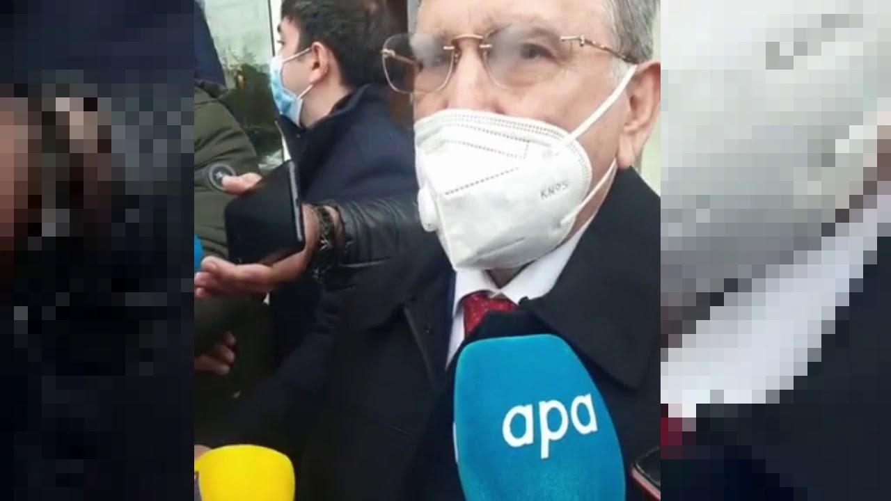 """Ramiz Mehdiyev """"5-ci kolon""""dan danışdı-""""Cənab prezidentə sədaqətli olan insanları günahlandırırlar"""""""