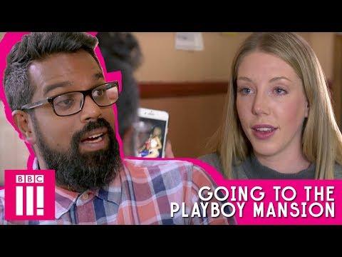 Going To The Playboy Mansion | Romesh Talks To Katherine Ryan