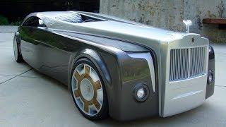 Самые Необычные Машины, Которые Сделали Люди