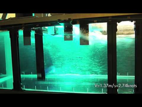Marine Renewable Energy (VIVACE) video I