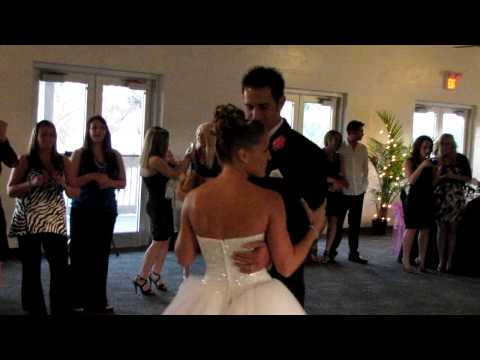 Funny Wedding First Dance Video - Baby Got Back