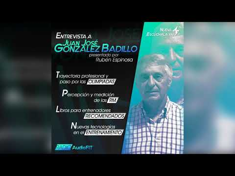 ENTREVISTA PERSONAL A BADILLO | RADIO AUDIOFIT #15