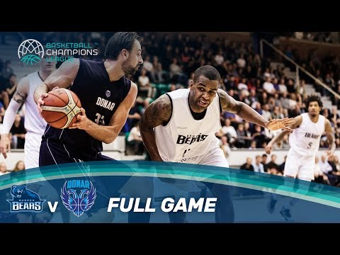 LIVE 🔴 - Bakken Bears (DEN) v Donar Groningen (NED) - Basketball Champions League 17-18