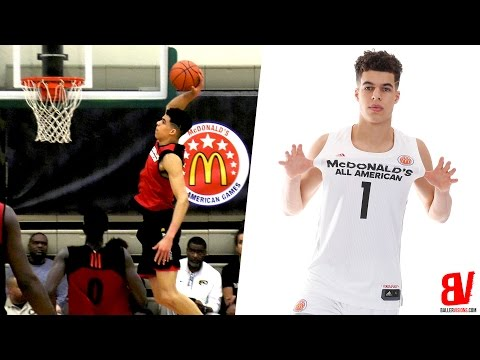 Michael Porter Jr. CALMLY DOMINATING Top Talent! McDonald