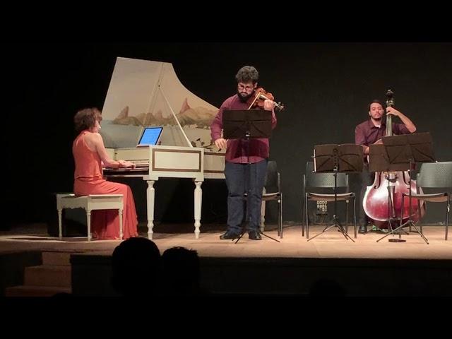 Mozart - Sonata KV 13 (Allegro)