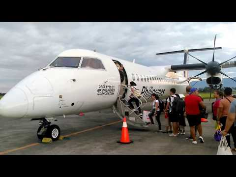 Bacolod-Silay Airport departure