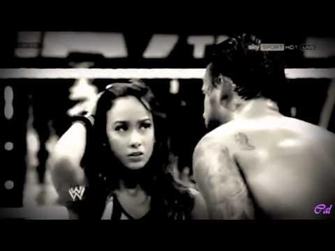 I remember when we kissed (AJ Lee/CM Punk)