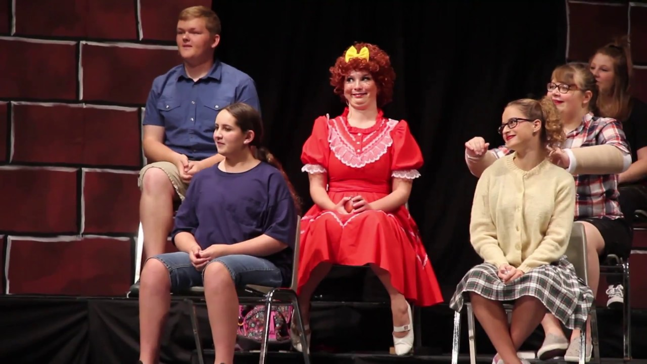 Gilly - Waverly High School Variety show 9/17/17