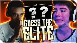 "WTF?! ""Guess The Elite"" ADVANCED SUPPLY DROP CHALLENGE! Legendary Supply Drop Challenge (COD AW)"