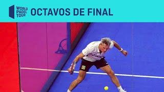 Resumen Octavos De Final primer turno Estrella Damm Valencia Open