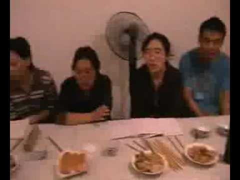 Kaifeng Jews sing Siman Tov