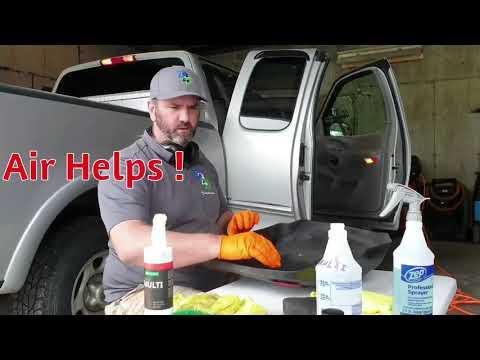 How To Clean WeatherTech Floor Mats .