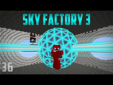 Sky Factory 3 EP 36 Draconcic Energy Core
