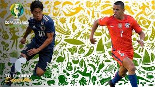 Las claves del Chile vs. Japón en 5 datos fundamentales | Telemundo Deportes