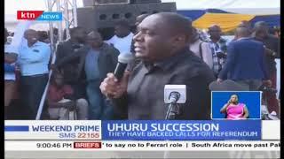 Western region leaders rubbish Deputy President William Ruto\'s presidential bid