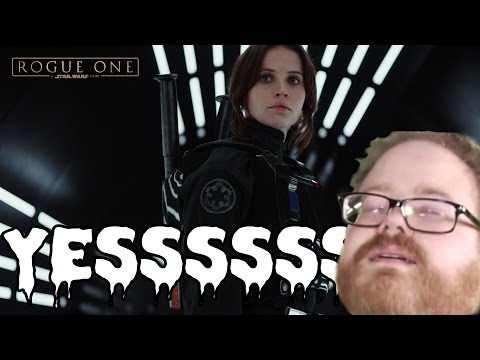 The New Rogue One Trailer Makes Us Hard