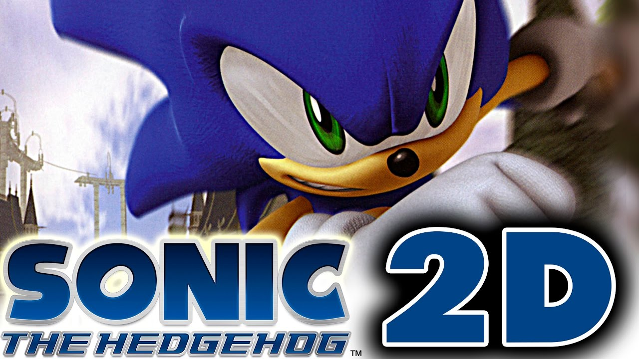 Sonic The Hedgehog 2006 2d Pc Gameplay Youtube