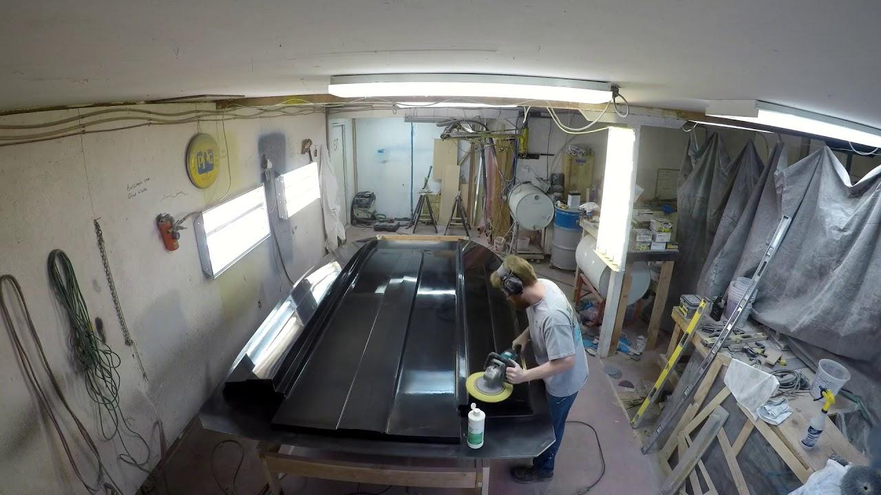 Sport C Tunnel Boat Building Fiberglass Hull Mold