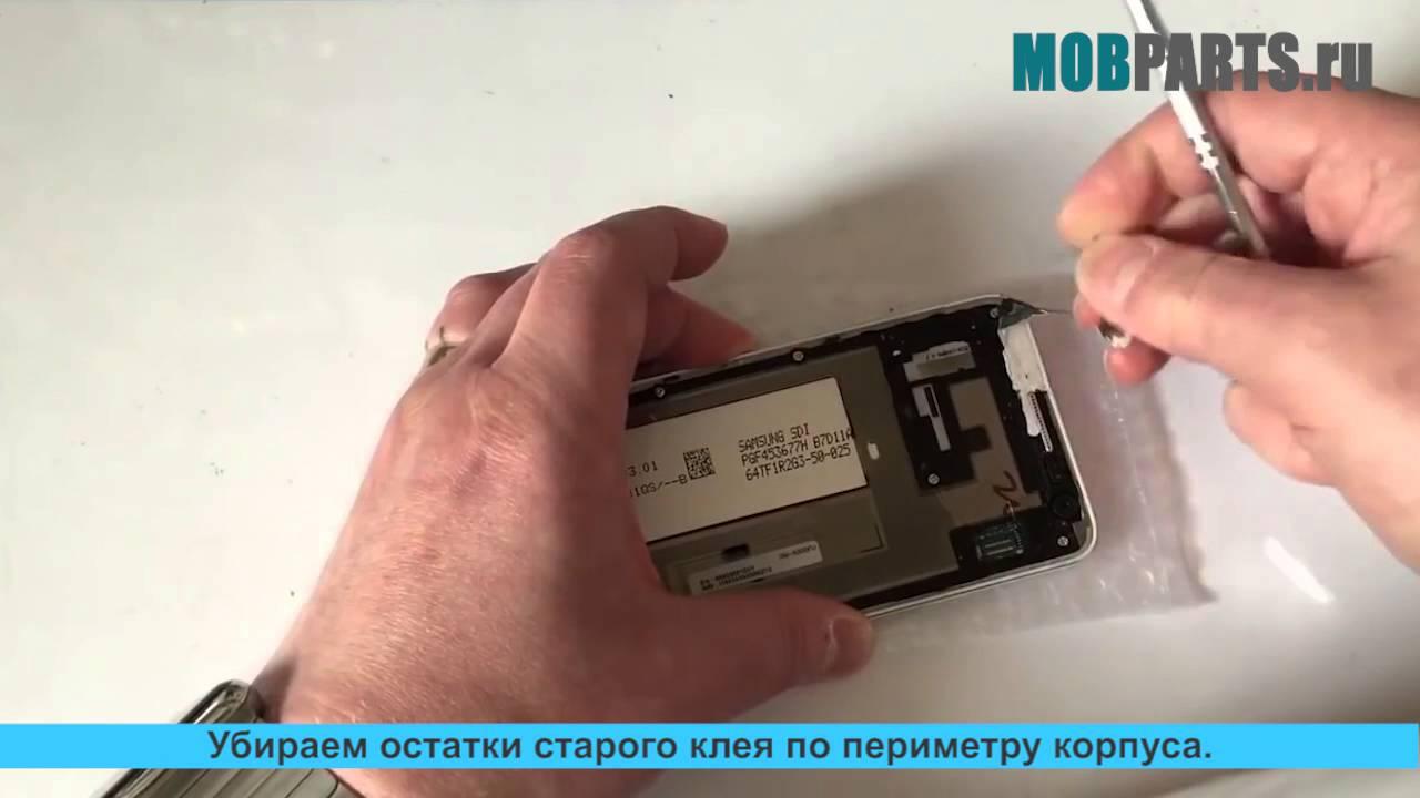 Силиконовый чехол для Samsung Galaxy A7 (2016) SM-A710 обзор - YouTube