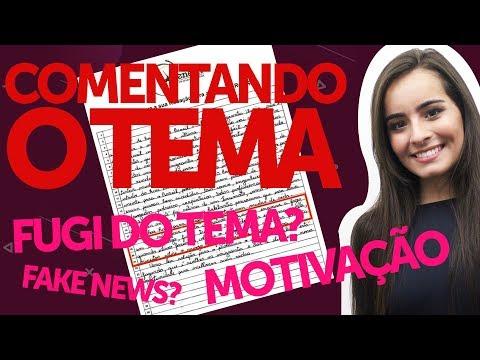 COMENTANDO A REDAÇÃO ENEM 2018 + MOTIVANDO OS ALUNOS!