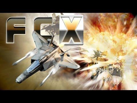 Fractal Combat X (FCX) - Universal - HD Gameplay Trailer