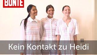 Heidi Klum: Kein Kontakt zu ihren Mädchen! - BUNTE TV