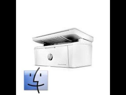 Подключение принтера HP  к Mac по WiFi + функция сканирования.