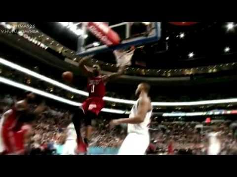 Lebron James Top 10 Plays of February | 2012-13 NBA Season |