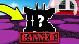 USING A BANNED ROBLOX ANIMATION! OMG!