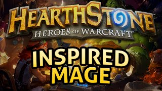 Hearthstone: Inspired Mage - Lord of the Gimmicks