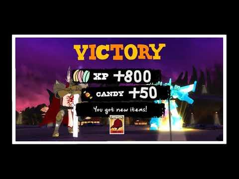 Costume Quest 1 Part 3: First Boss Fight!