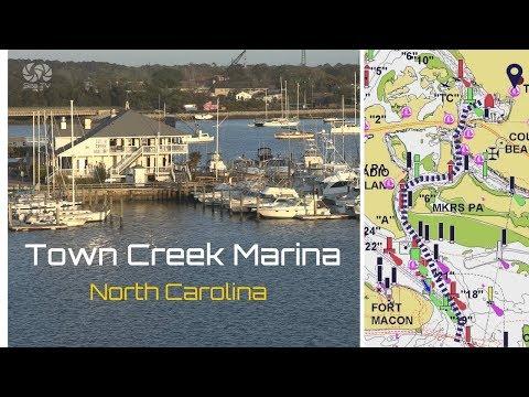 Sailor, Sailing in the Atlantic cost? | Town creek marina, Beaufort north Carolina | sea tv |