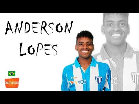 Anderson Lopes   Anderson José Lopes de Souza   Atacante   www.golmaisgol.com.br   PROMANAGER