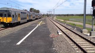 Sydney Trains S45 arriving at Schofields