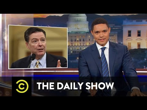Trump Lies on Twitter During a Congressional Hearing on His Twitter Lies: The Daily Show
