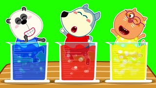 Learn Colors for Kids with Wolfoo | Wolfoo Family Kids Cartoon