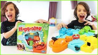 Yankı Hippolar Çocuk Oyunu Oynuyor | Eğlenceli Çocuk Videosu | Prens Yankı
