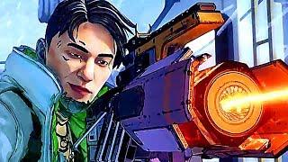 APEX LEGENDS Crypto / Season 3 Gameplay Trailer (2019) PS4 / Xbox One / PC