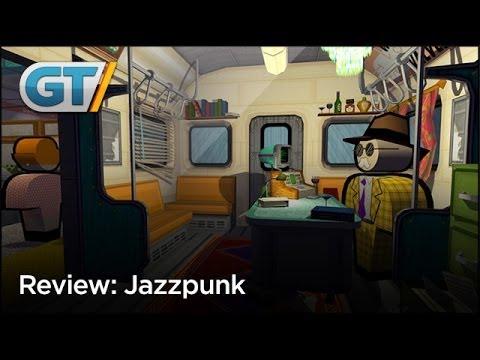 Jazzpunk Review