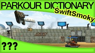 Parkour Dictionary: ??? | Tanki Online