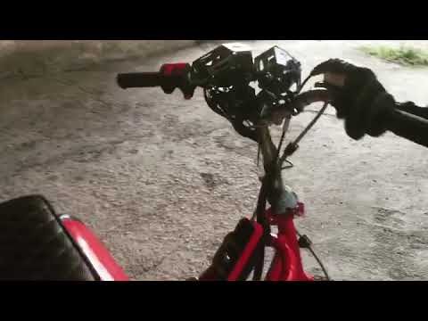 Boxx Scooter Test Start Up Ready To Ride Youtube