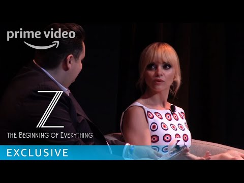 Z: The Beginning of Everything  For Your Consideration Panel  Prime Video