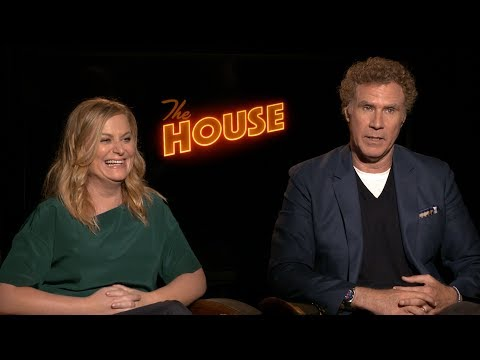 Will Ferrell & Amy Poehler: 3 Things You'd Take to A Casino