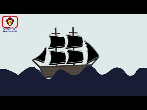 Pirates of the Caribbean - Motion Graphics