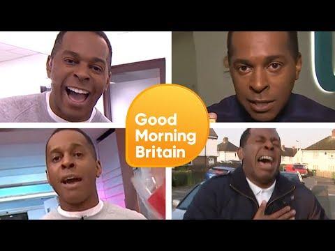 Best of Andi Peters! | Good Morning Britain