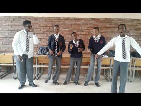 Leb cow high Bafana  baFana ba Mmino...Pula tsa  lehlonogolo