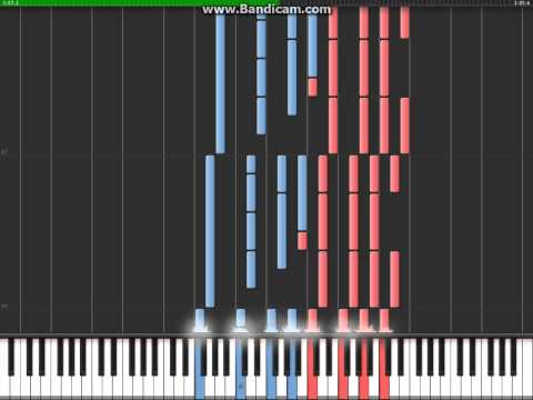 Bullet Heaven - Following Your Star Piano [Synthesia]