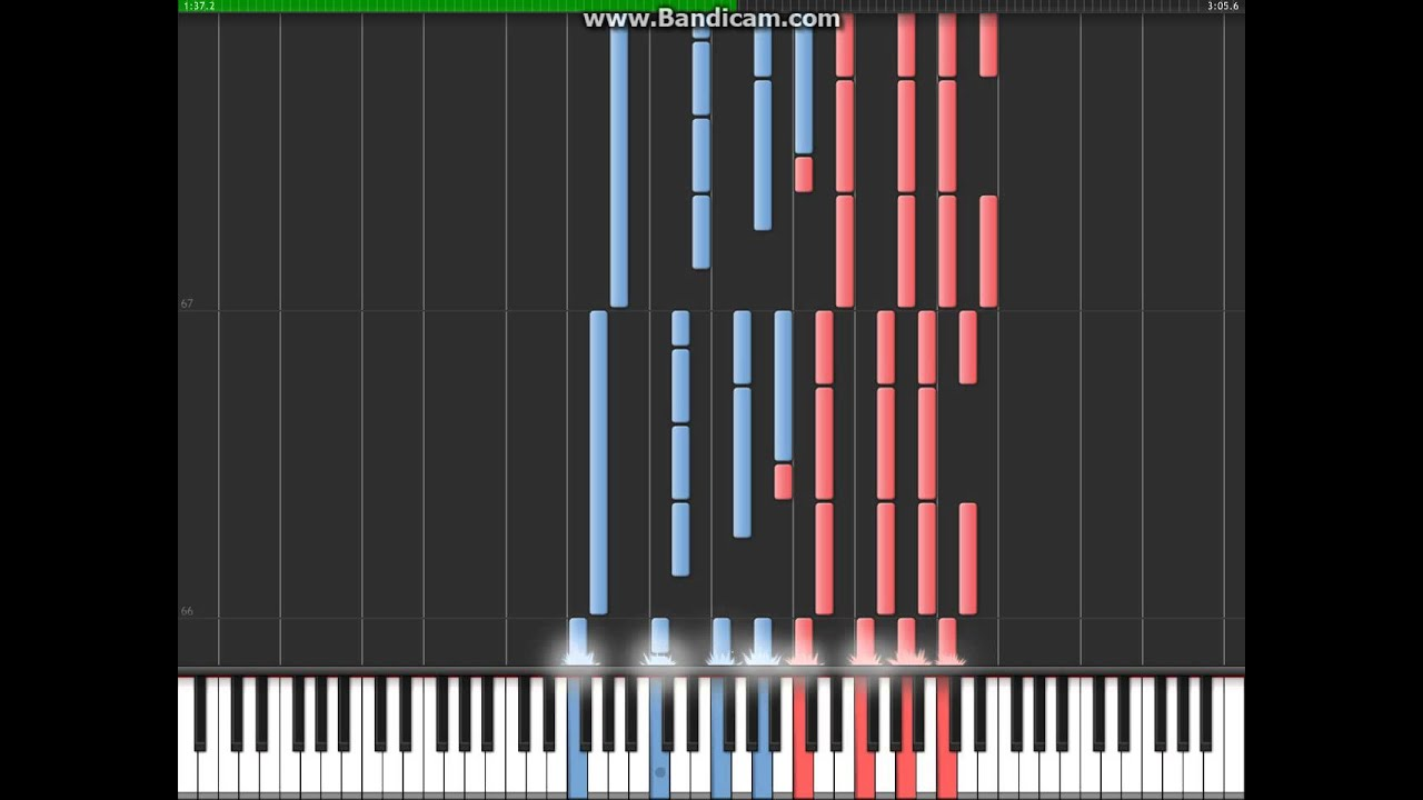 All Star Piano Synthesia – Desenhos Para Colorir